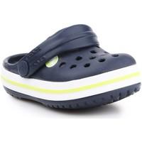 Παπούτσια Παιδί Σαμπό Crocs Crocband Clog K 204537-42K navy