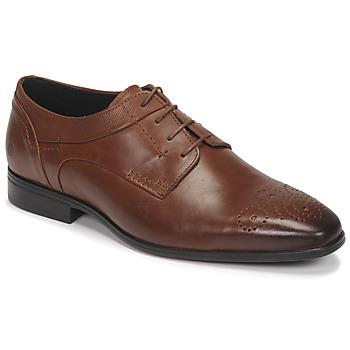 Παπούτσια Άνδρας Derby Carlington NANDY Brown