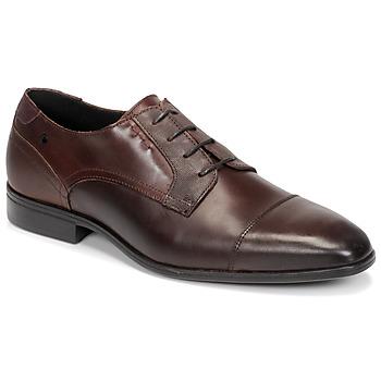 Παπούτσια Άνδρας Derby Carlington NIMALE Brown