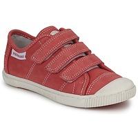 Παπούτσια Παιδί Χαμηλά Sneakers Pataugas BISTRO Red