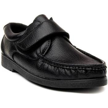 Παπούτσια Άνδρας Μοκασσίνια Montevita 65804 BLACK