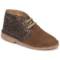 Παπούτσια Κορίτσι Μπότες Citrouille et Compagnie NINUP Taupe