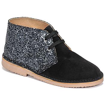 Παπούτσια Κορίτσι Μπότες Citrouille et Compagnie NINUP Black