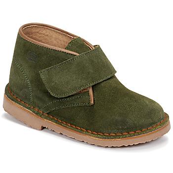 Παπούτσια Αγόρι Μπότες Citrouille et Compagnie NANUP Kaki