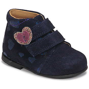 Παπούτσια Κορίτσι Μπότες Citrouille et Compagnie NONUP Marine