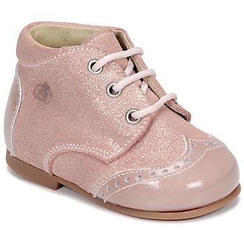 Παπούτσια Κορίτσι Μπότες Citrouille et Compagnie NONUP Ροζ