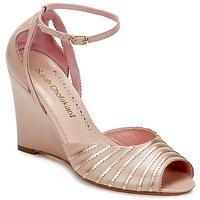 Παπούτσια Γυναίκα Σανδάλια / Πέδιλα Sarah Chofakian LA PARADE Ροζ / Dore