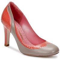 Παπούτσια Γυναίκα Γόβες Sarah Chofakian LAUTREC Argile / Saumon