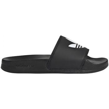 Παπούτσια Παιδί σαγιονάρες adidas Originals Adilette lite j Μαύρο