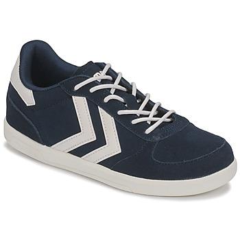 Παπούτσια Παιδί Χαμηλά Sneakers Hummel VICTORY JR Μπλέ