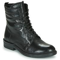 Παπούτσια Γυναίκα Μπότες Mjus PALLY Black