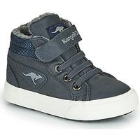 Παπούτσια Αγόρι Ψηλά Sneakers Kangaroos KAVU I Μπλέ