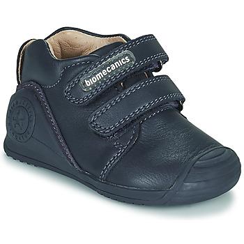 Παπούτσια Παιδί Χαμηλά Sneakers Biomecanics BOTIN DOS VELCROS Marine