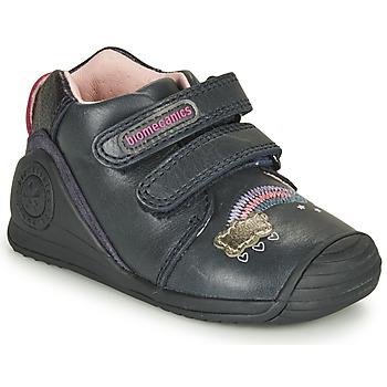 Παπούτσια Κορίτσι Χαμηλά Sneakers Biomecanics BOTIN TWIN Marine