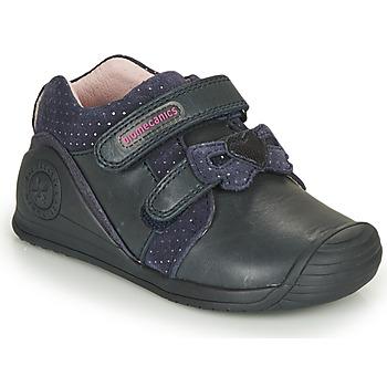 Παπούτσια Κορίτσι Χαμηλά Sneakers Biomecanics BOTIN LAZO Marine