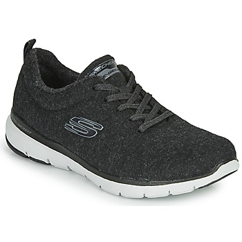 Παπούτσια Γυναίκα Fitness Skechers FLEX APPEAL 3.0 PLUSH JOY Black