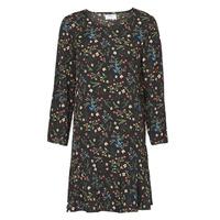 Υφασμάτινα Γυναίκα Κοντά Φορέματα Betty London NELLY Black / Multicolour