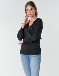 Υφασμάτινα Γυναίκα Μπλούζες Betty London NAUSSE Black
