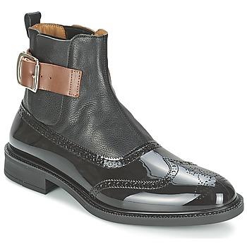 Παπούτσια Άνδρας Μπότες Vivienne Westwood BROGUE BOOT Black