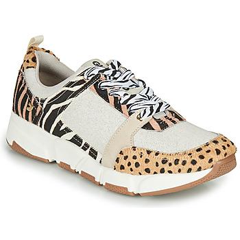 Παπούτσια Γυναίκα Χαμηλά Sneakers Gioseppo CREAZZO Leopard