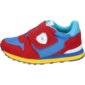 Παπούτσια Αγόρι Sneakers Beverly Hills Polo Club Αθλητικά BM767 το κόκκινο