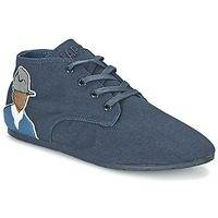 Παπούτσια Γυναίκα Χαμηλά Sneakers Eleven Paris BASTEE MARINE