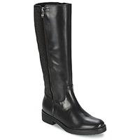 Παπούτσια Γυναίκα Μπότες για την πόλη Tosca Blu ABELLINUM Black