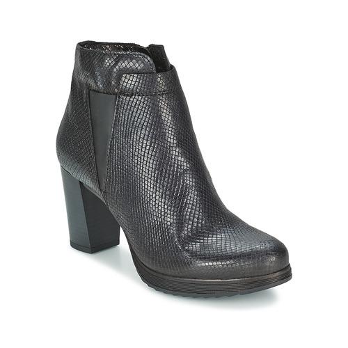 Παπούτσια Γυναίκα Μποτίνια Mjus GRACANICA Black