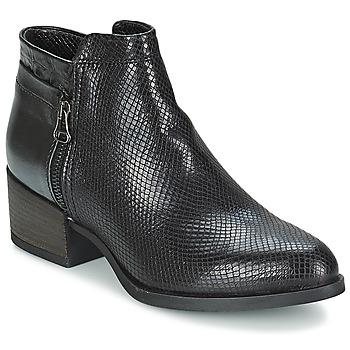 Παπούτσια Γυναίκα Μποτίνια Mjus KAKANJ Black