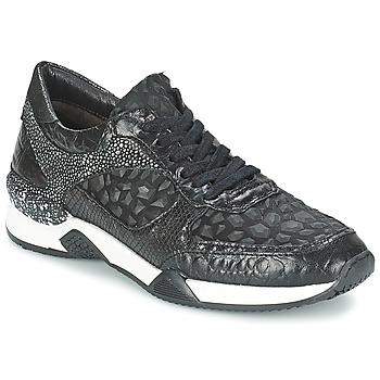 Παπούτσια Γυναίκα Χαμηλά Sneakers Mjus KRUPA Black
