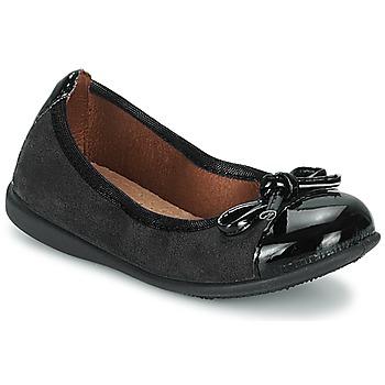 Παπούτσια Κορίτσι Μπαλαρίνες Citrouille et Compagnie ROCIA Black