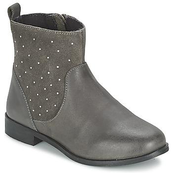 Παπούτσια Κορίτσι Μπότες Citrouille et Compagnie BANMAL Grey