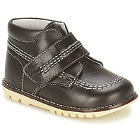 Παπούτσια Αγόρι Μπότες Citrouille et Compagnie MELIN Brown