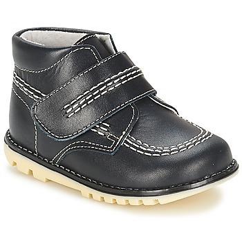 Παπούτσια Αγόρι Μπότες Citrouille et Compagnie MELIN Marine