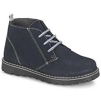 Παπούτσια Αγόρι Μπότες Citrouille et Compagnie LEQUIN μπλέ