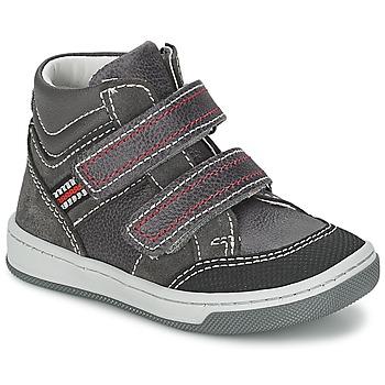Παπούτσια Αγόρι Ψηλά Sneakers Citrouille et Compagnie MONI Grey