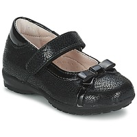 Παπούτσια Κορίτσι Μπαλαρίνες Citrouille et Compagnie TETRAS Black