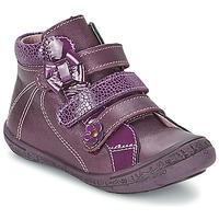 Παπούτσια Κορίτσι Μπότες Citrouille et Compagnie FALIE Violet