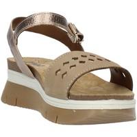 Παπούτσια Γυναίκα Σανδάλια / Πέδιλα Imac 509190 Beige