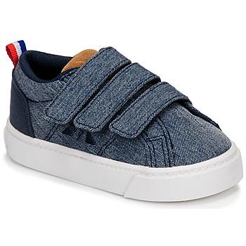 Παπούτσια Παιδί Χαμηλά Sneakers Le Coq Sportif VERDON CLASSIC Μπλέ