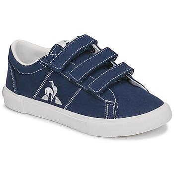 Παπούτσια Παιδί Χαμηλά Sneakers Le Coq Sportif VERDON PLUS PS Μπλέ