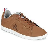 Παπούτσια Χαμηλά Sneakers Le Coq Sportif COURTCLASSIC GS Brown