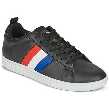 Παπούτσια Χαμηλά Sneakers Le Coq Sportif COURTCLASSIC FLAG Black