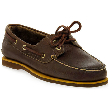 Boat shoes Timberland BOAT 2 EYE CANTEEN