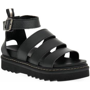 Παπούτσια Γυναίκα Σανδάλια / Πέδιλα Sono Italiana DOLLARO NERO Nero