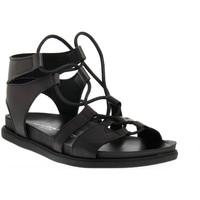 Παπούτσια Γυναίκα Σανδάλια / Πέδιλα Sono Italiana TERRY NERO Nero