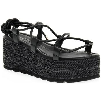 Παπούτσια Γυναίκα Σανδάλια / Πέδιλα Vienty NOX NERO Nero