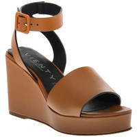 Παπούτσια Γυναίκα Σανδάλια / Πέδιλα Vienty CUERO NOX Marrone