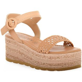 Παπούτσια Γυναίκα Σανδάλια / Πέδιλα Vienty KEA ALAGUITA Nero