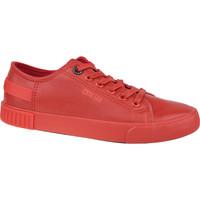 Παπούτσια Γυναίκα Χαμηλά Sneakers Big Star Shoes Big Top Rouge